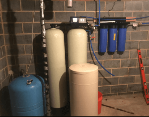 WS-96k-91SXT Best water softener on a budget