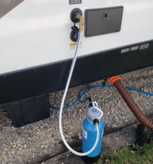 9. On The Go OTG3NTP3M - Portable Water Softener