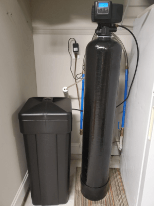 Pentair Best Whole House water softener System