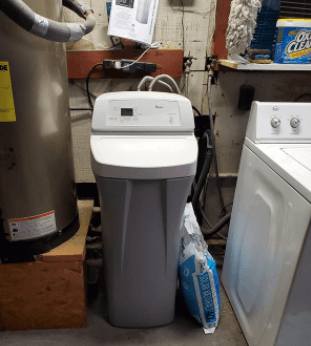 Whirlpool WHES40E 40,000 - Best water softener for family of 6