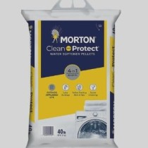 Morton Clean Water Softener Salt