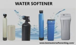 What is water softener