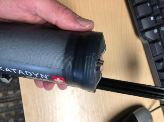 Katadyn Hiker Pro - prepper water purification systems