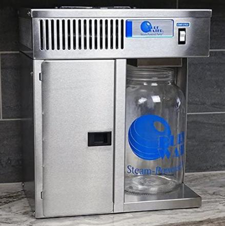 Pure water Mini-Classic Counter Top Distiller