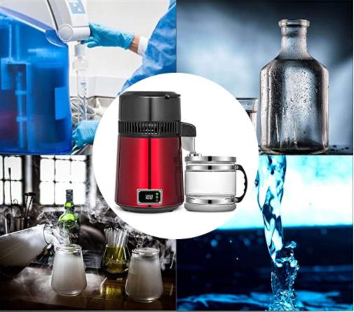 Vevor Water distiller stainless steel purifier filter