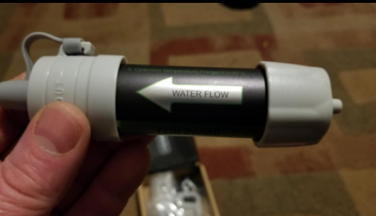 miniwell Gravity - Best water filters for preppers