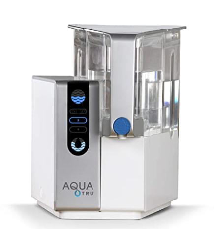 AquaTru - Countertop Water Filtration Purification System