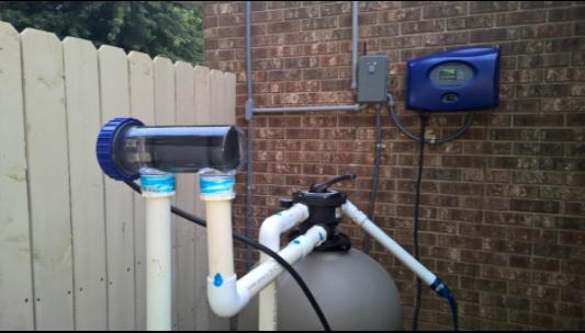 Circupool SJ-40 - Best Salt Water Pool Chlorine Generator
