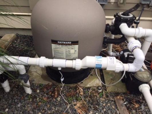 Hayward Goldline PL-PLUS - Salt water Chlorination System