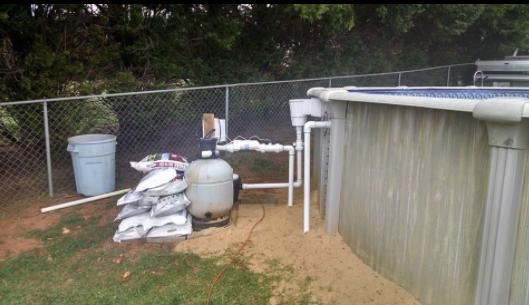 Hayward W3AQ-TROL-RJ Salt Chlorination System for Above Ground Pools