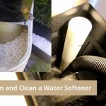 How to Drain and Clean a Water Softener