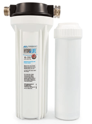 Hydro Life 52141 HL-200 - Best inline water filter for RV