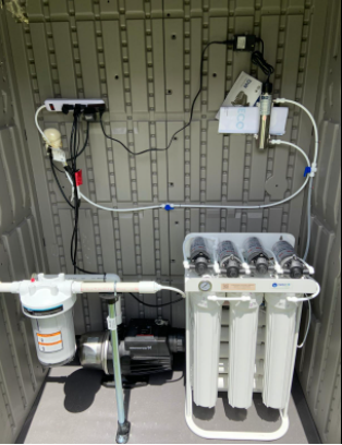 3. WECO Best whole house reverse osmosis system