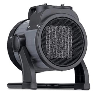 NewAir NGH160GA00- Best 120V Electric Portable Garage Heater
